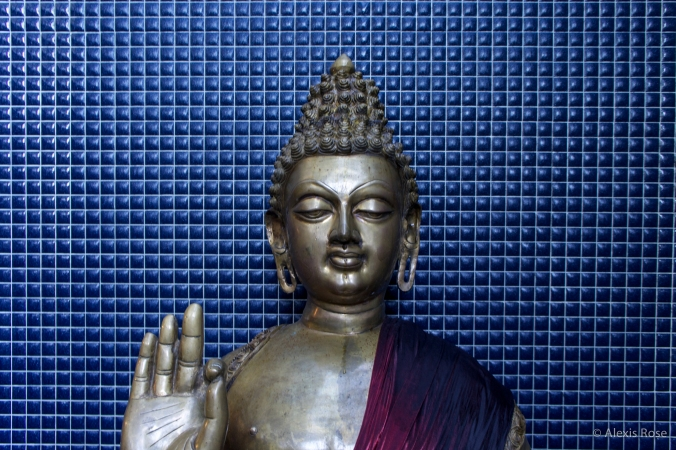 Photo Friday: Buddhist Statue