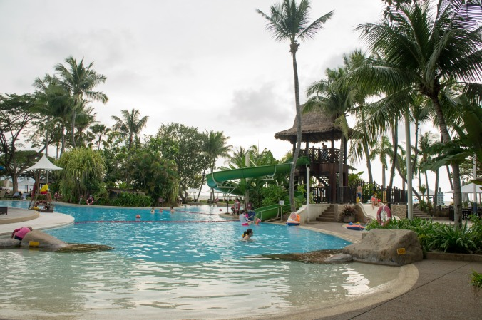 Rasa Ria Pool 1