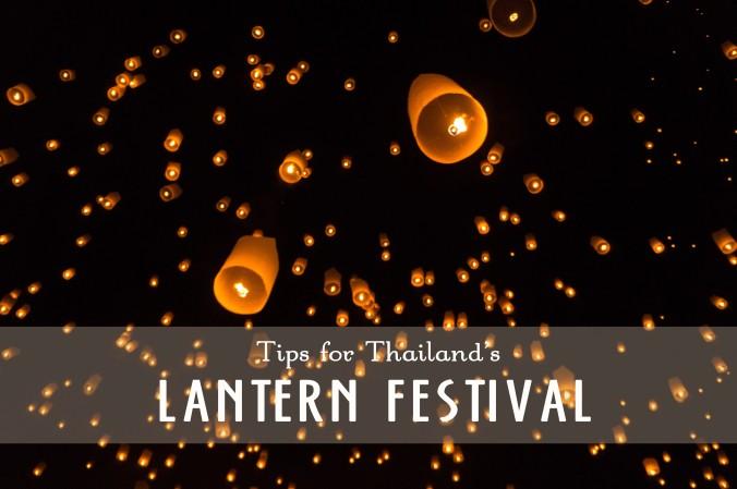 Insider tips for Chiang Mai's Lantern Festival