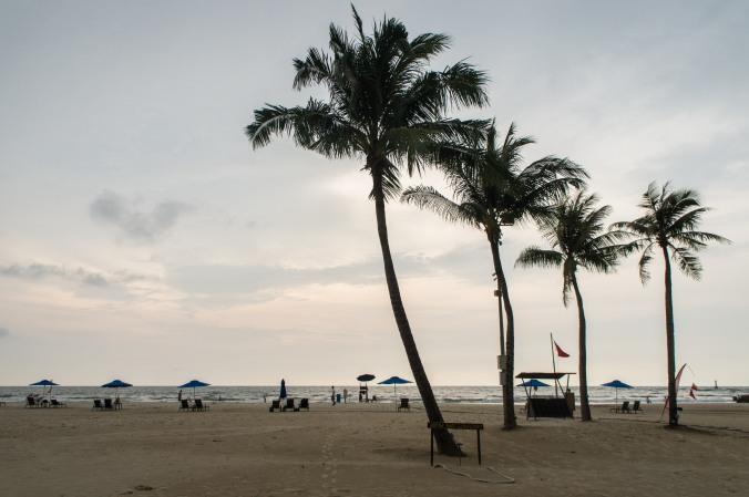 Rasa Ria Beach