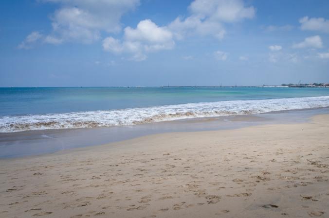 Jimbaran Beach, Bali, Indonesia