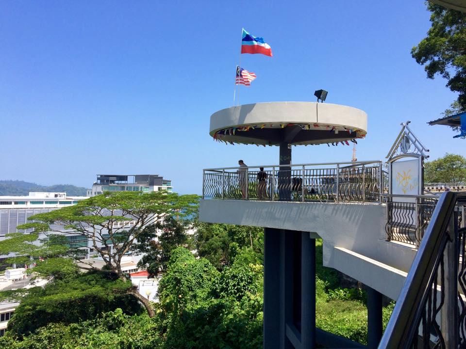 Image result for signal hill observatory platform