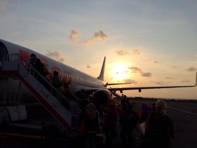 Bye, Bali! We'll be back!