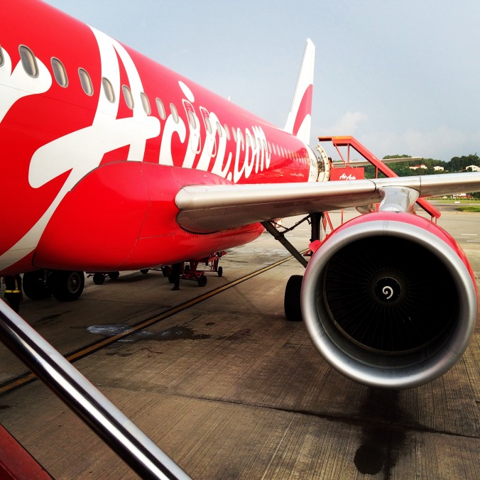 airasia flight delays