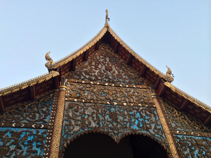 Wat Chiang Man in Chiang Mai, Thailand