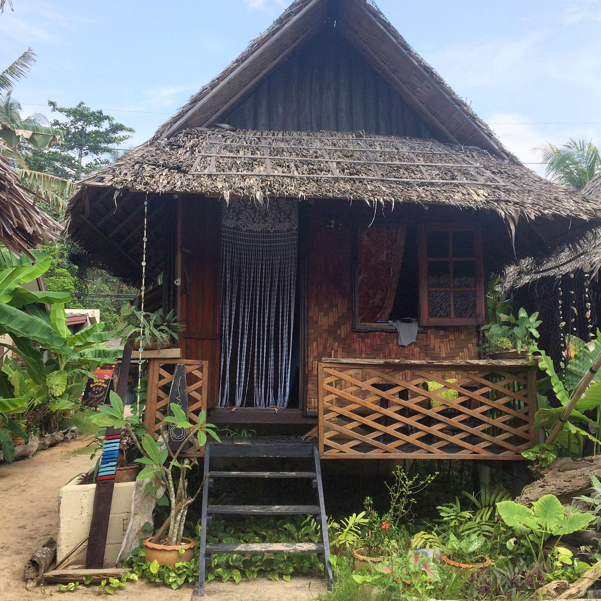 Beautiful Bungalow Pictures: Beautiful Ko Lanta, Thailand: Lanta Roundhouse And Klong