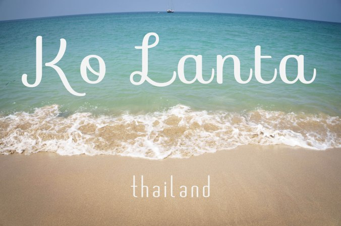 Klong Nin Beach in Ko Lanta, Thailand