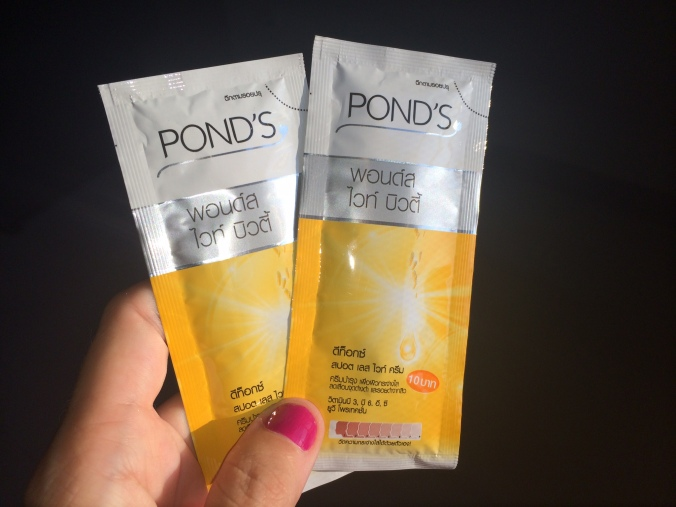 Ponds Sunscreen Thailand