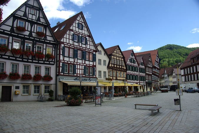 Old Market Bad Urach