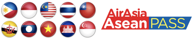 AirAsia Asean Pass is live